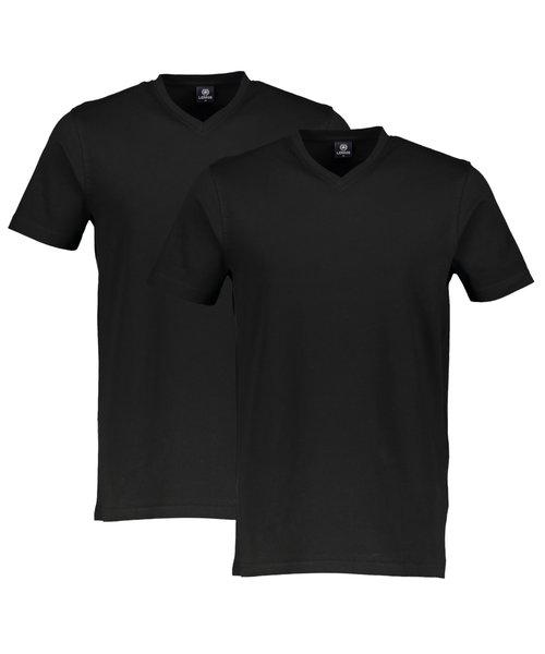 Lerros Lerros - 2-Pack T-Shirts V-Neck