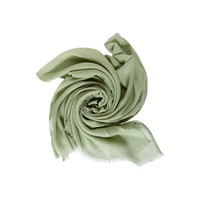 Street One New Solid Scarf Faded Green