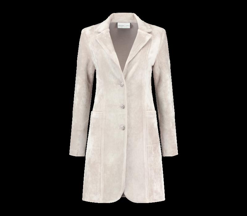 Helena Hart Blazer Velvet Lang Kit