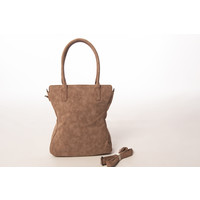 Madhura Bags Shopper Curvy Classic Bruin
