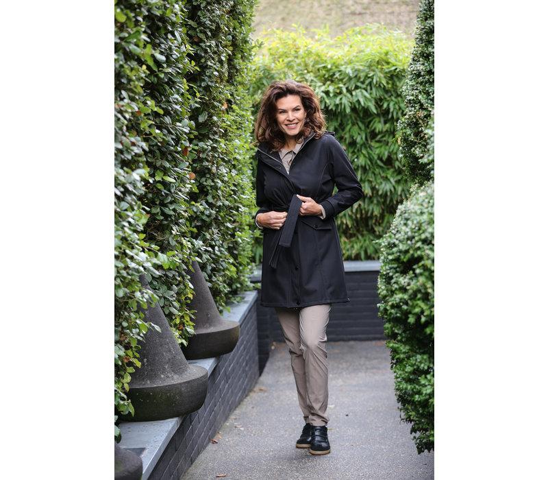 Zoso Softshel Outdoor Coat Black