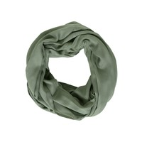 Street One Basic Solid Loop Frosty Green