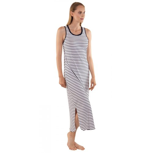 Lisca Francis Nachthemd lang marine 23277