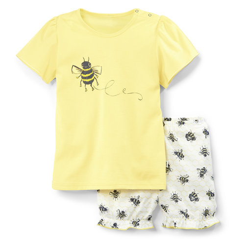 Calida Toddlers Honey Bee Kids Pyjama kort 51770