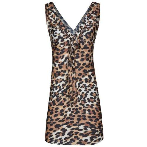 Ringella Women Chérie Line Nachthemd Luipaardprint 0276007