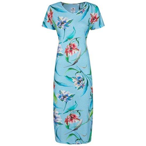 Ringella Women La Plus Belle Nachthemd Bloemdesign 120cm 0281115
