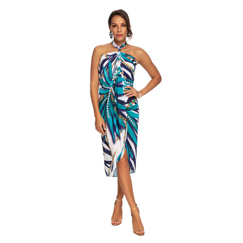Magistral Amazonas Cover-Ups Pareo aqua 200AM-A110