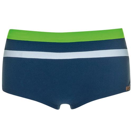 Wavebreaker Premium Zwembroek nachtblauw-groen 55309