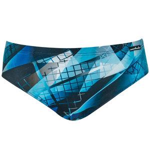 Wavebreaker Zwembroek zwart-blauw