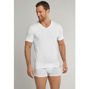 Schiesser Shirt 1/2 Cotton Stretch