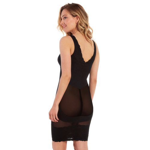 Magic Bodyfashion Super Control Dress zwart 14LD