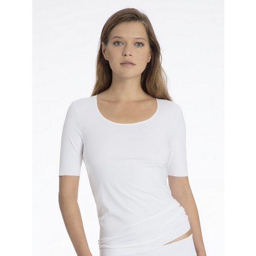 Calida Natural Luxe Women Top short-sleeve 14390
