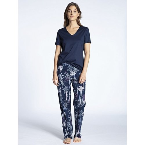 Calida Favourites Trend 1 Women Pants blauw 29956