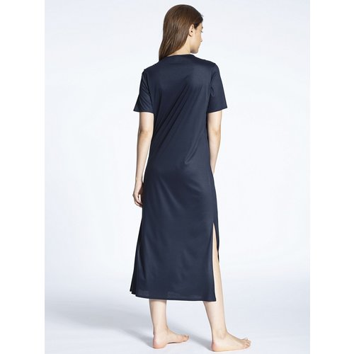 Calida Cosy Embroidery Women Nightdress 125cm 34327