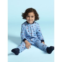 Toddlers Big Fish Kids Jumpsuit
