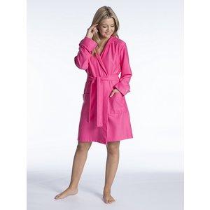 Taubert Airport Plus Short Hooded Robe