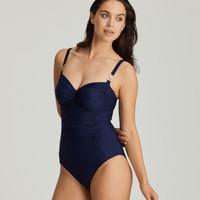 Sherry Swimsuit Control Wire Cups