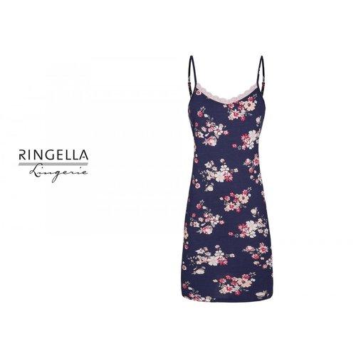 Ringella Nachthemd met spaghettibandjes 0261006