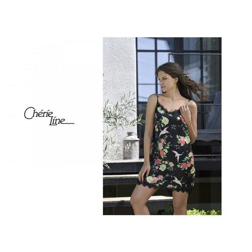 Ringella Women Chérie Line Nachthemd met spaghettibandjes 0276004