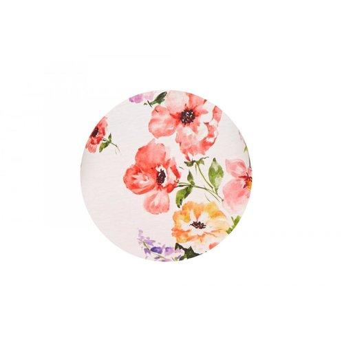 Ringella Women La Plus Belle Nachthemd Bloemdesign korte mouwen 0281007