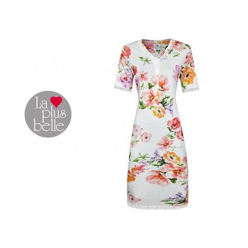 Ringella Women La Plus Belle Nachthemd knoopsluiting 0281008