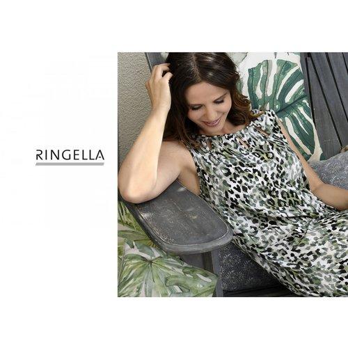 Ringella Women Beach Jurk met Luipaard print 95cm 0221051