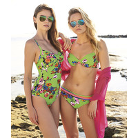 Soft Neon Bikini