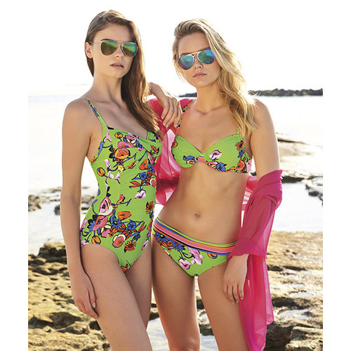 Sunflair Soft Neon Bikini multicolor 21103