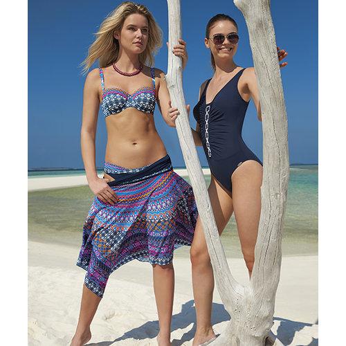 Sunflair Latin Art Bikini nachtblauw/multicolor 21005