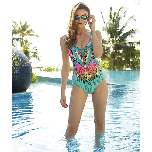Sunflair Oriental Dream Badpak turquoise 22342