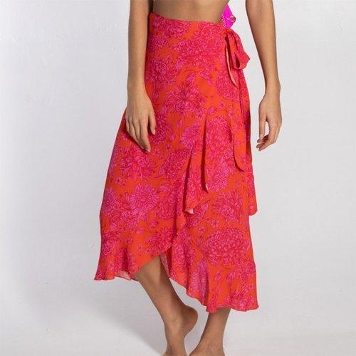 Cyell Art of Paisley Skirt 010477-2150