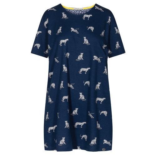 Féraud Nachthemd Casual Chic blauw leo 3201110