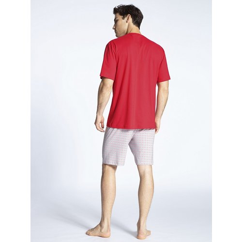 Calida Relax Imprint 3 Pyjama Kort 40480