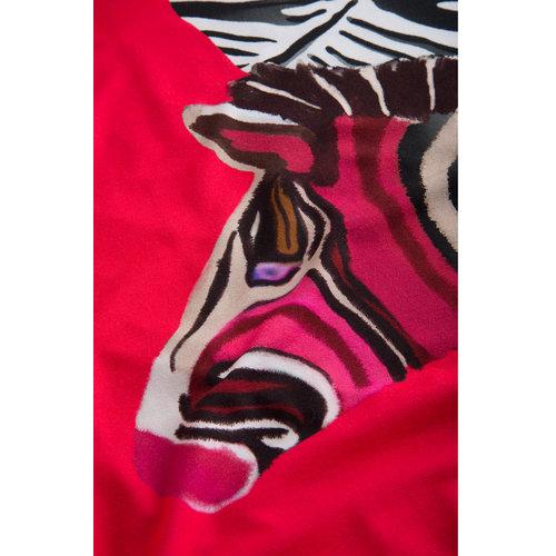 Féraud Swim & Beachwear Voyage Jurk zebra mix 3205004