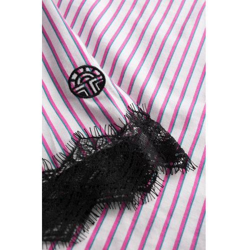 Féraud Nachthemd stripe multicolor 3201044