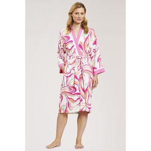 Féraud Night & Loungewear Couture Kimono pink-multicolor
