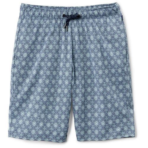 Calida Heren Pyjama groen/blauw 26281 - 14281