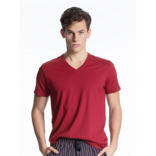 Calida Heren Pyjama rood 29081 - 14281