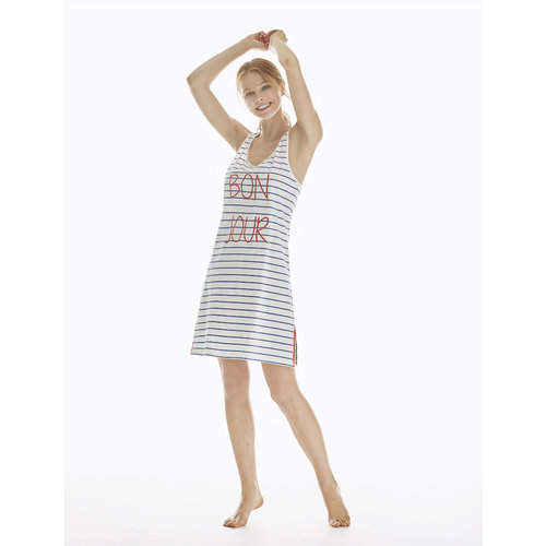 Promise Camisole Nightie Racerback Cotton N09441-10RED