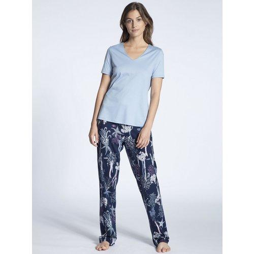 Calida Pyjama Set blauw 14051 - 29956