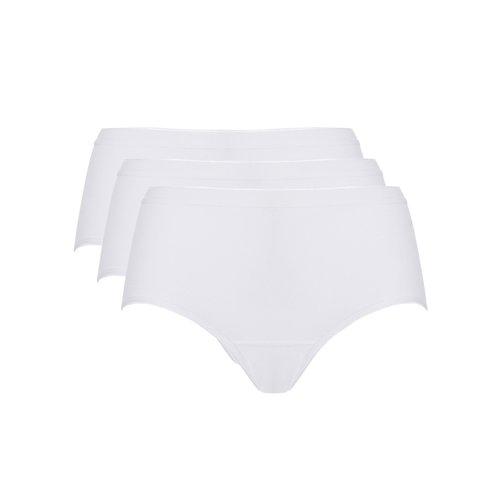 Ten Cate Dames Slip Basic Midi 3 Pack 30191