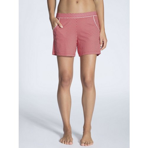 Calida Favourites Trend 6 Pyjama Set rood 14337 - 26290