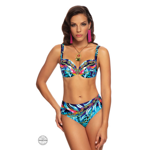 Magistral Marvel Bikini push-up multicolor 200MA-B896
