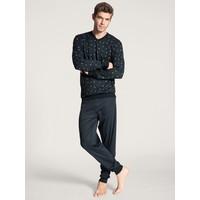 Pyjama Relax Imprint blauw