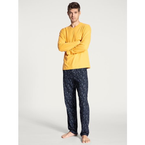 Calida Pyjama Relax Imprint 40663