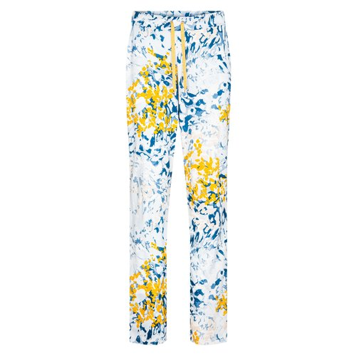 Taubert Pants Skyblue Print 3201159