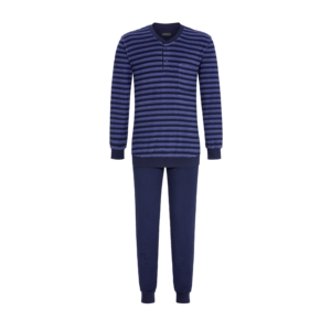 Ringella Pyjama met Stretch Badstof