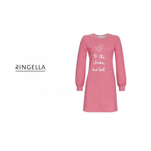 Ringella Nachthemd met Motiefdruk 0511005