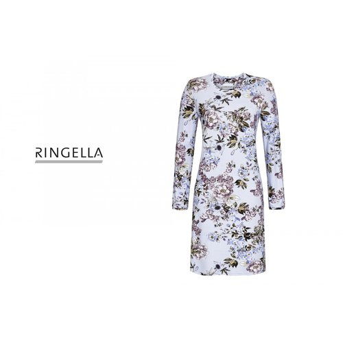 Ringella Nachthemd met Bloemendesign 0511044