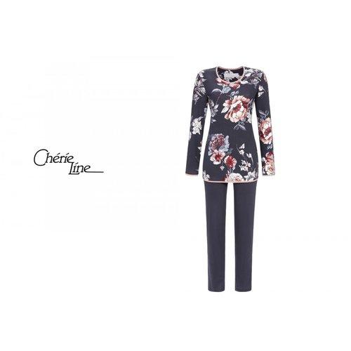 Ringella Pyjama met BloemenDesign 0571204
